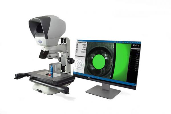 Swift PRO Duo - Swift PRO Optical and Video Measuring Systems