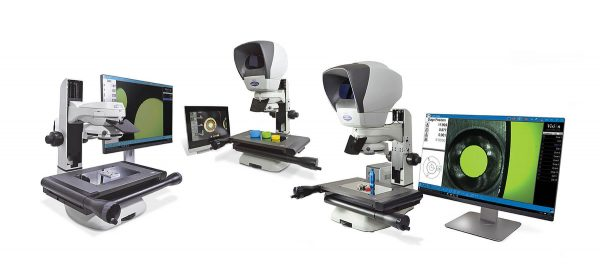 Swift PRO Optical and Video Measuring Systems - both variations
